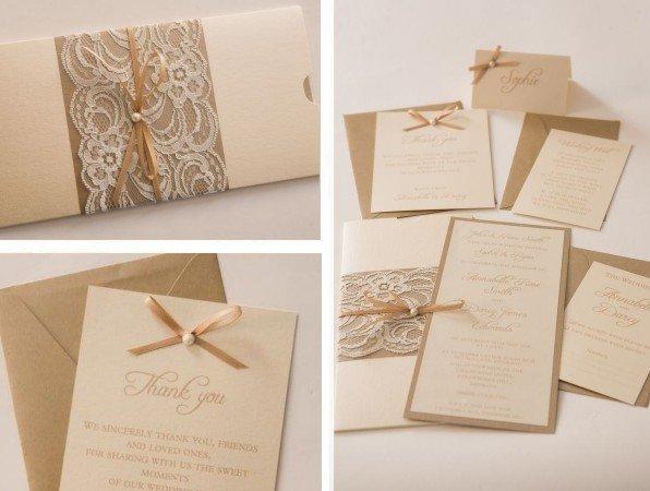 Convites de Casamento - Boutique do Convite
