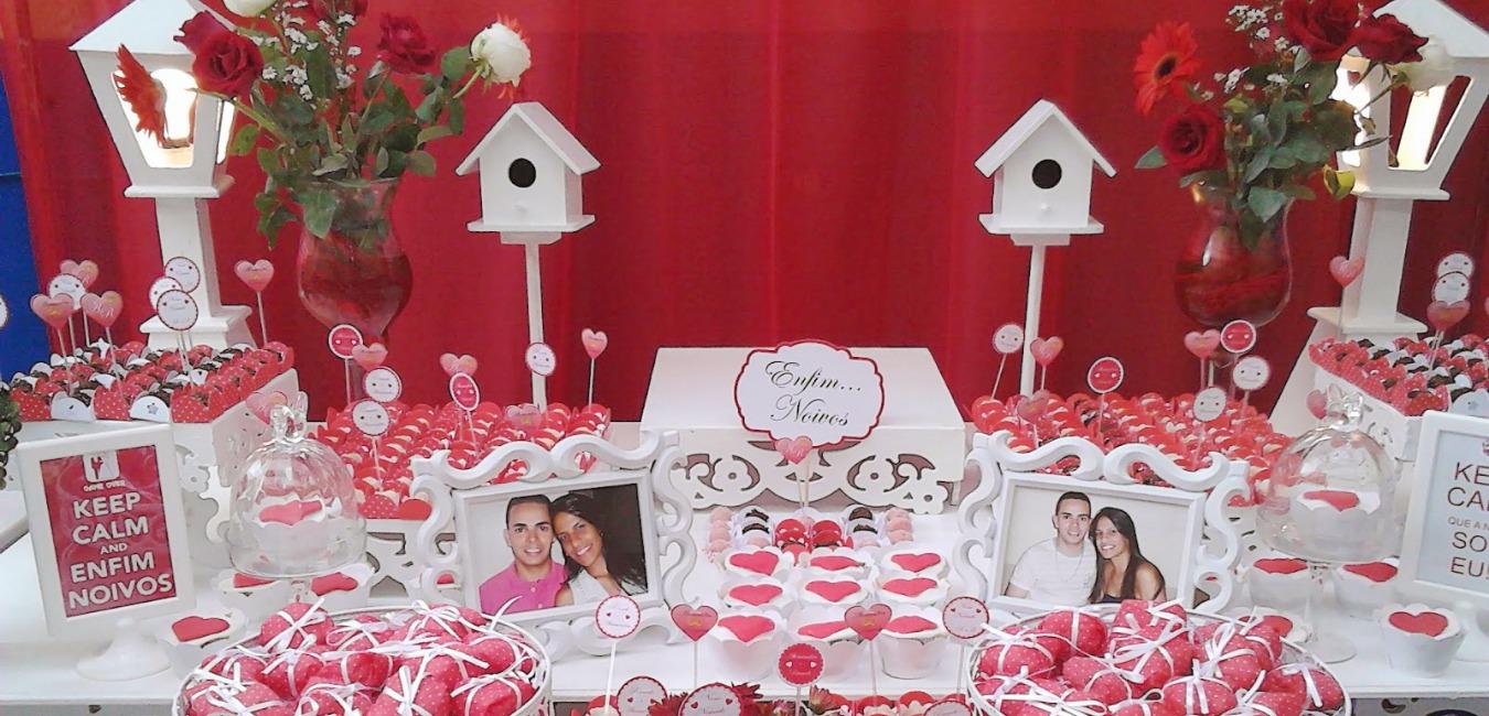 decoracao festa noivado:dicas fantásticas de decoração para festa de noivado