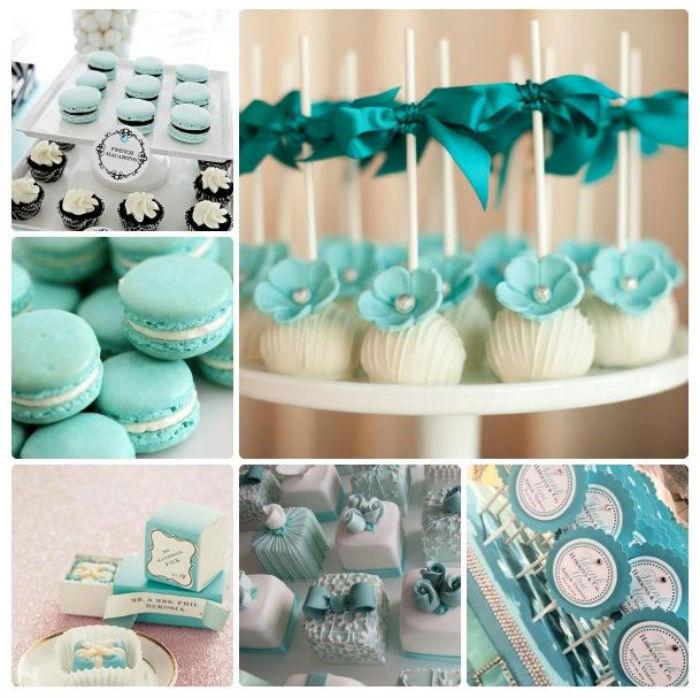 decoracao de casamento azul tiffany e amarelo : decoracao de casamento azul tiffany e amarelo:Azul Tiffany para decoração de casamento: uma cor linda e suave para