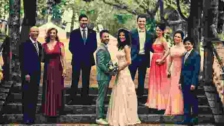 Casamento do músico Junior Lima