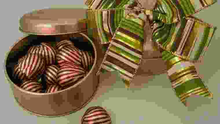 Lembrança para casamento chocolate
