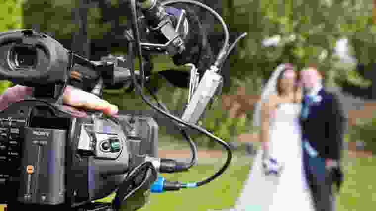 filmagem para casamento