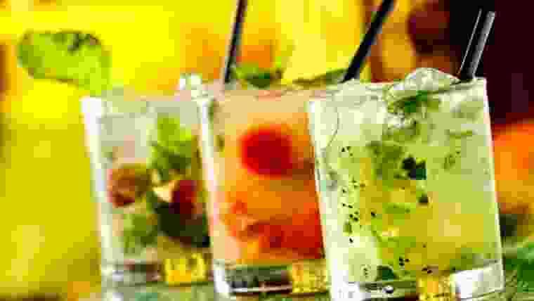 Receita de drinks