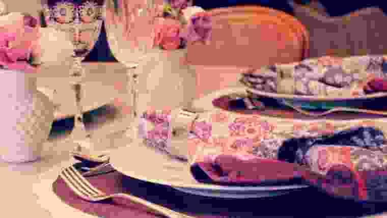 jantar especial aos padrinhos