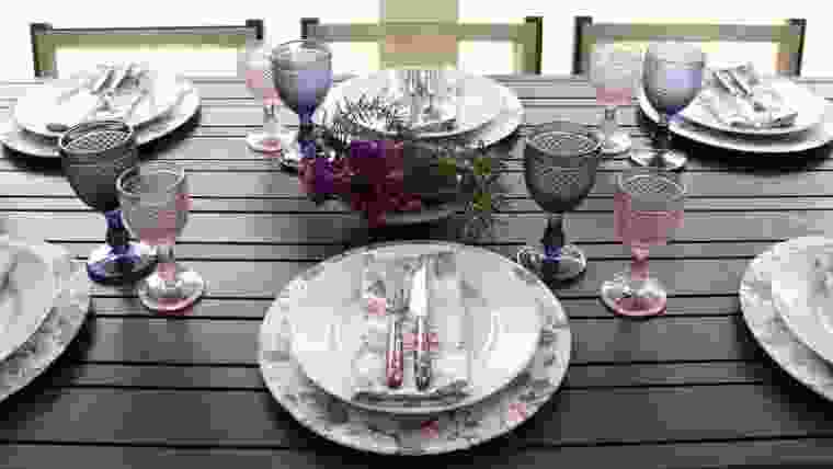 jantar de casamento simples