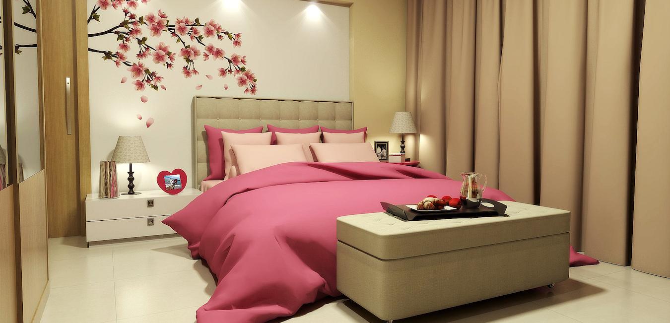 Procura dicas de decoração de quarto de casal? Leia isso agora  As Lembranci