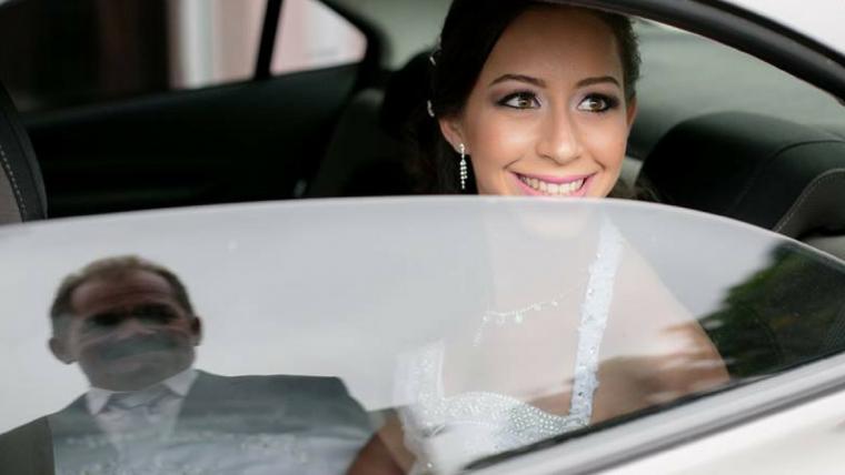 tipos de transportes para chegada da noiva - Cyan Fotografia