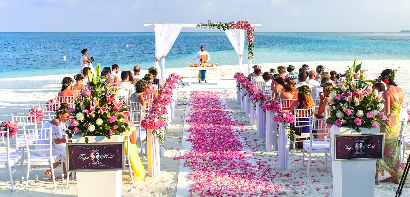 Casamento Ao Ar Livre Como Decorar O Altar Da Cerimnia