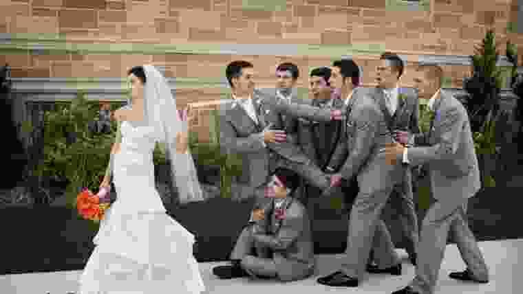 Fotos de casamento criativas - Foto: Aps photography