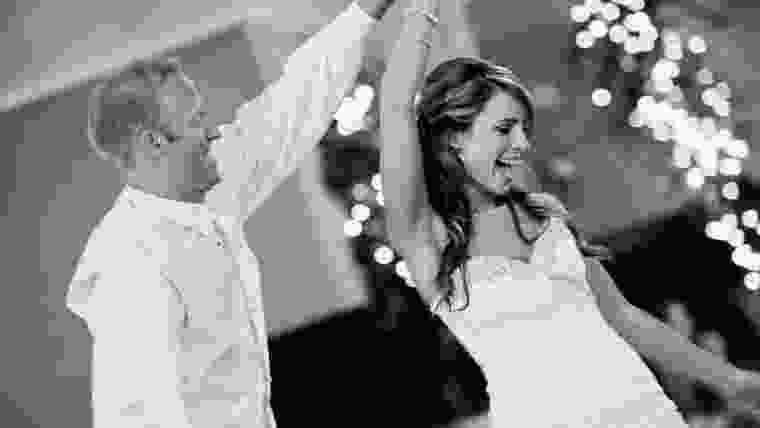 Ritmos para a dança dos noivos