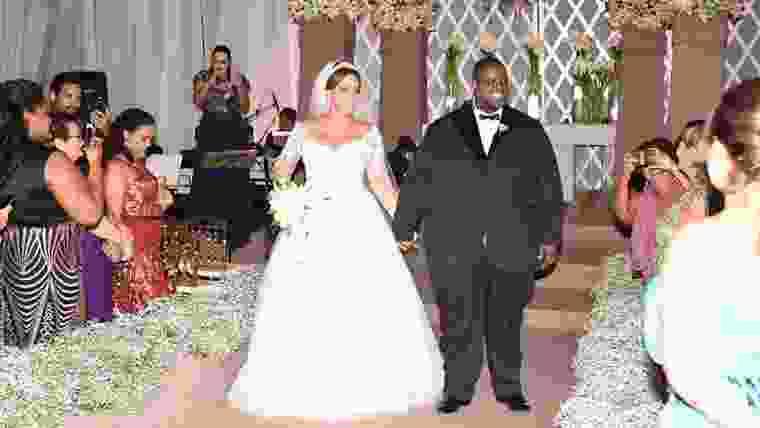 Casamento de Péricles e Lidiane em Recife-Pe