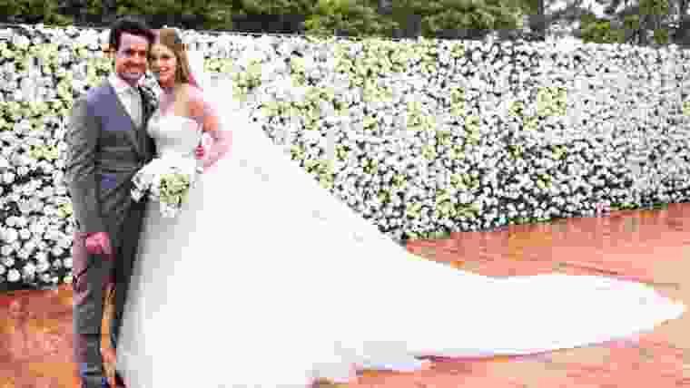 Casamento Marina Ruy Barbosa e Xandinho Negrão