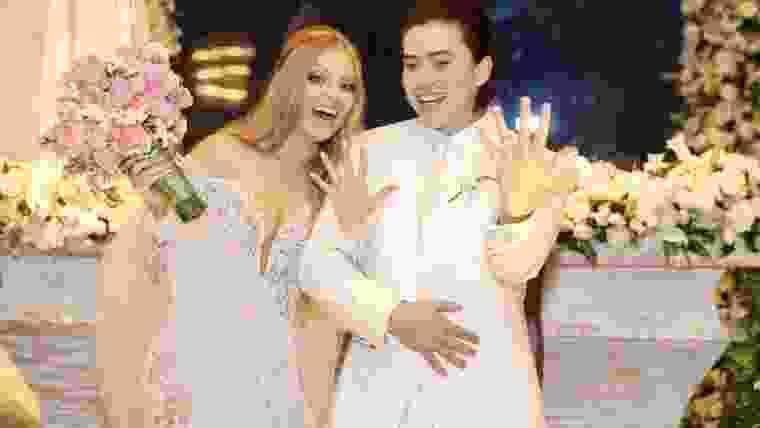 Casamento de Whindersson e Luiza Sonza