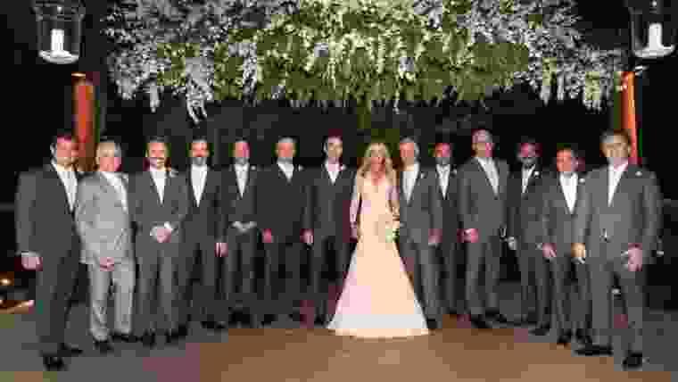 Casamentos badalados em 2017