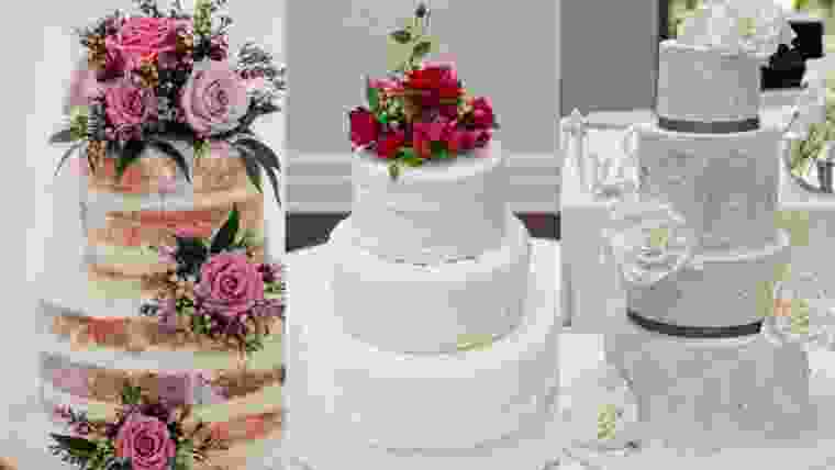 Perfis de bolo de casamento para seguir no Instagram