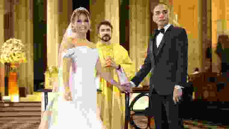 Casamento ostentação de Lexa e Mc Guimê