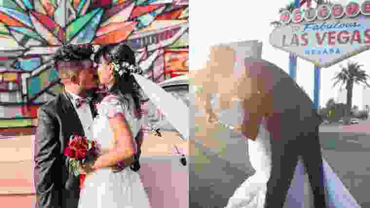 Elopment Wedding de Dani Noce e Paulo Cuenca