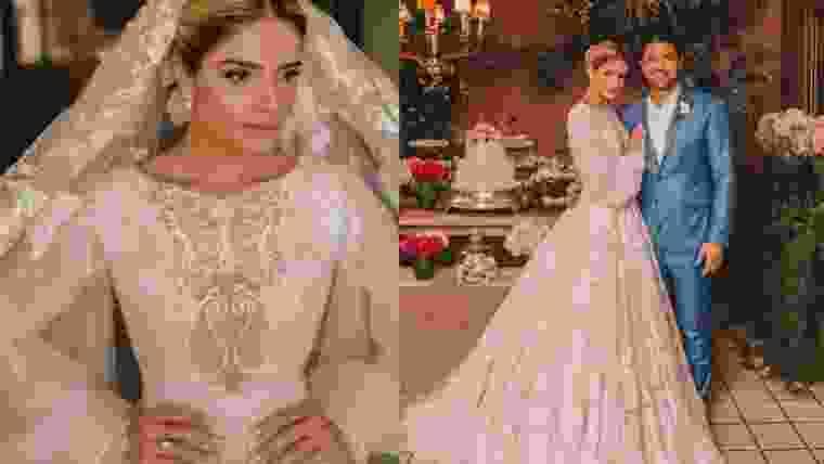 Casamento da blogueira Thassia Naves