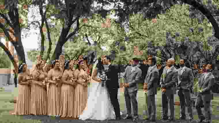 Casamento em chacará