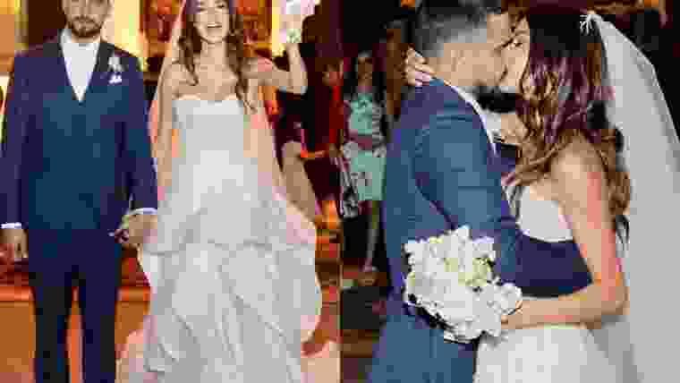 Casamento Thaila Ayala e Renato